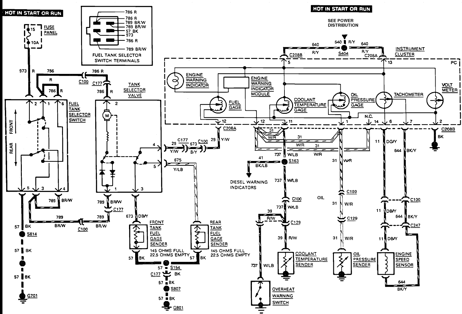 94 Ford F 150 Stereo Wiring Diagram