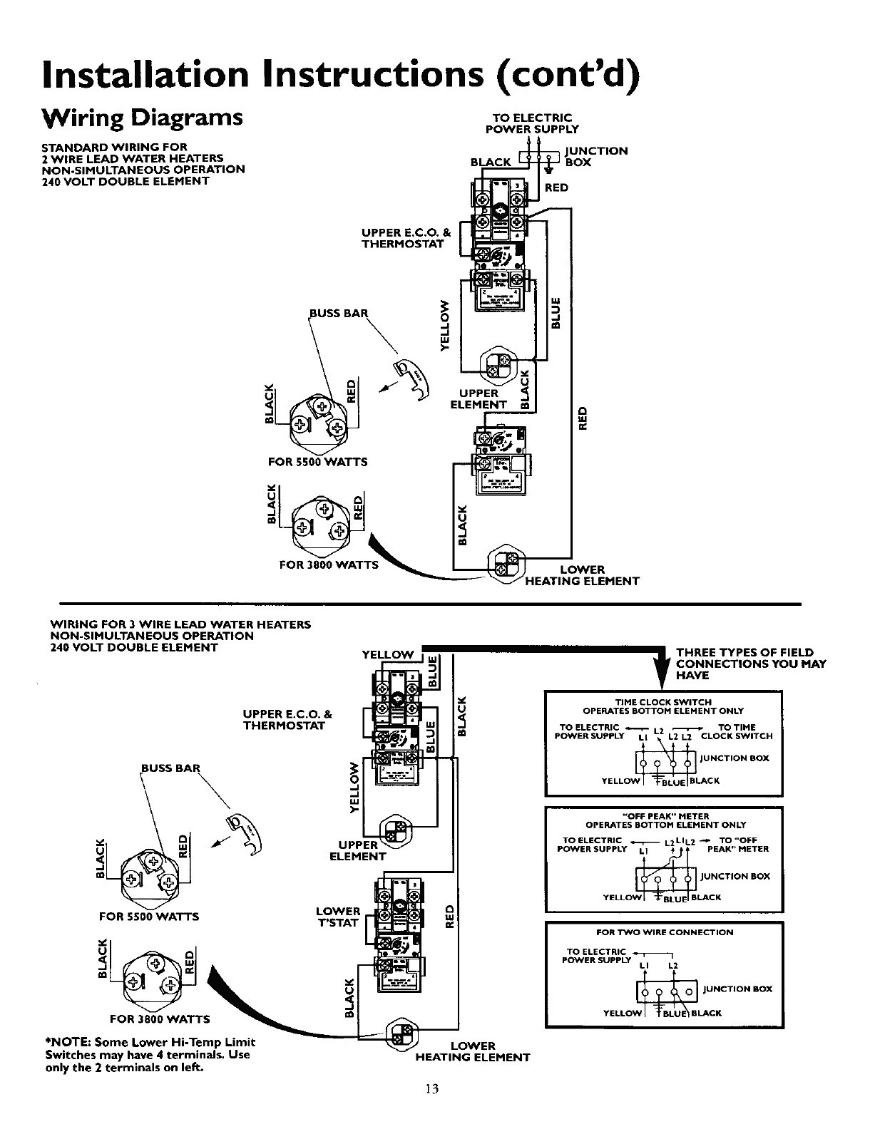 Heat Relay Wiring Diagram Wiring Diagram Database