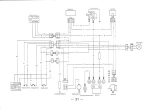 Coolster 125cc atv Wiring Diagram Collection