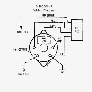 [WRG1835] 3 Wire Denso Alternator Wiring Diagram