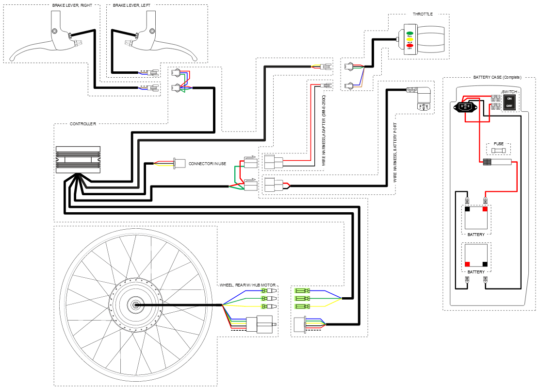 Ebike Wiring Diagram Download