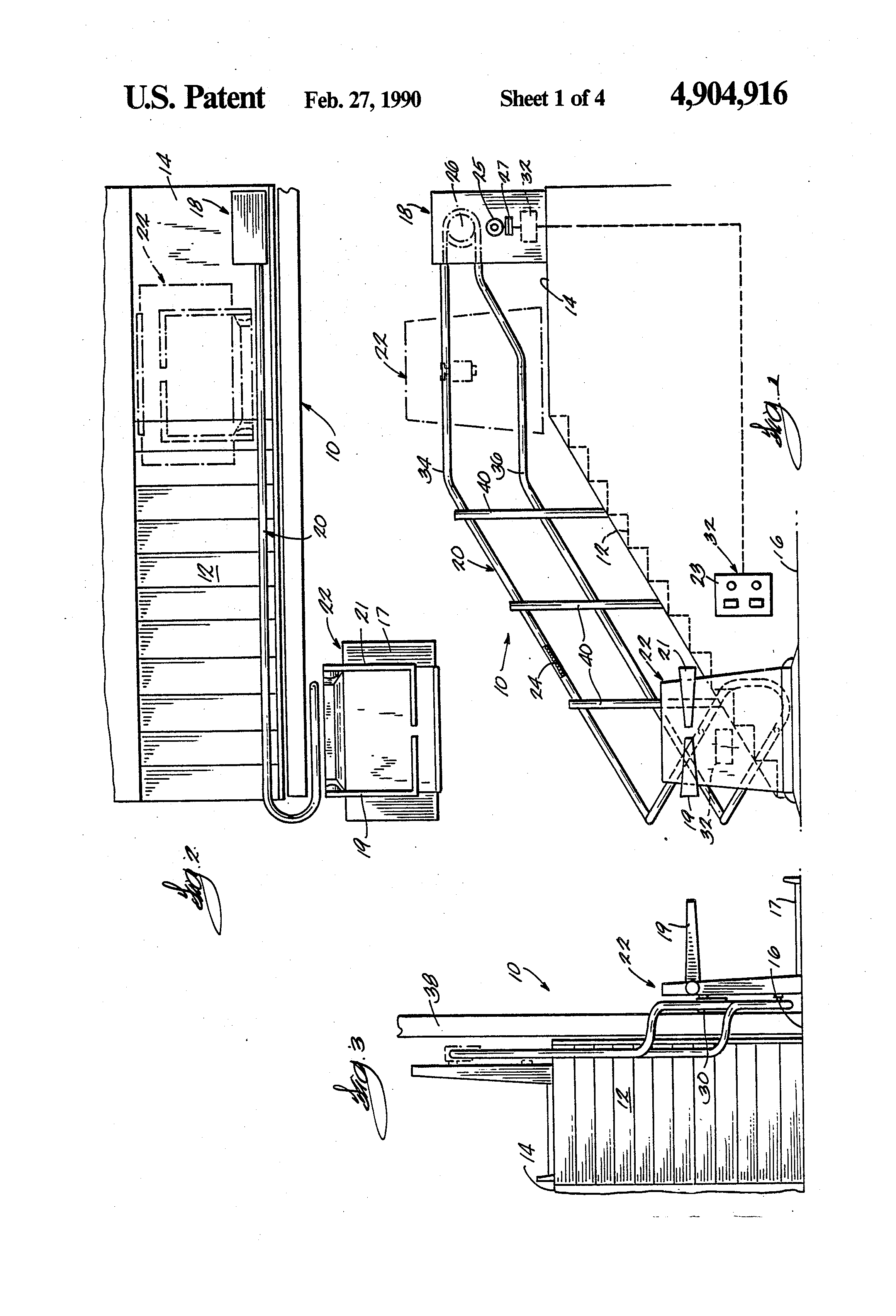 Layout Diagram Of Staircase Wiring