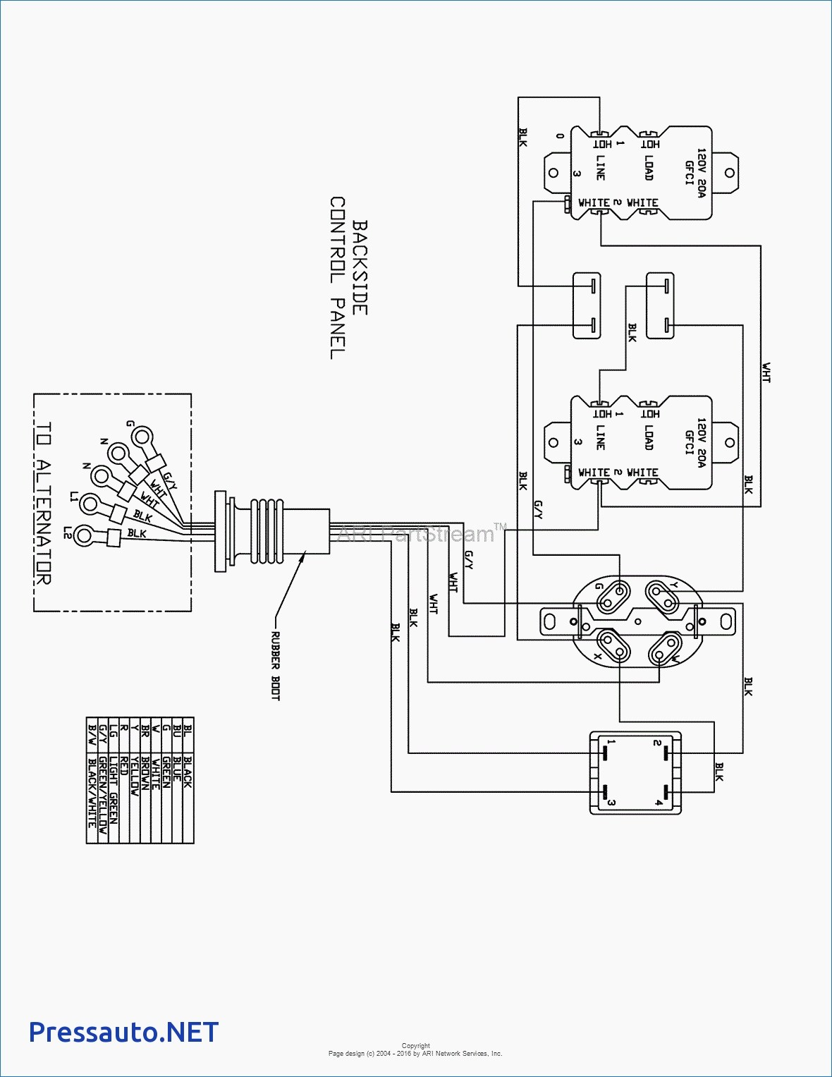 Generac Gp E Wiring Diagram Download