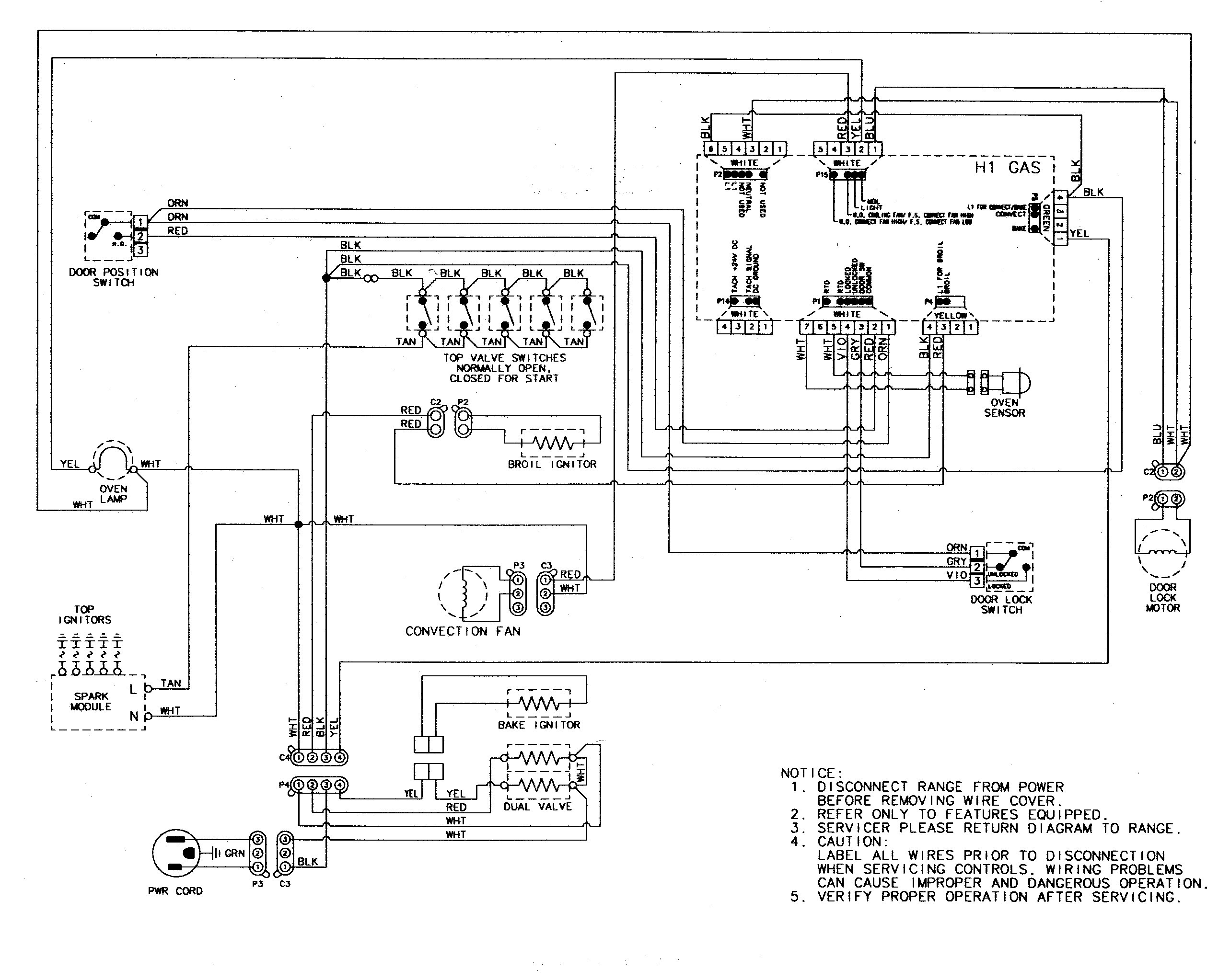 Electrical Schematic Clock