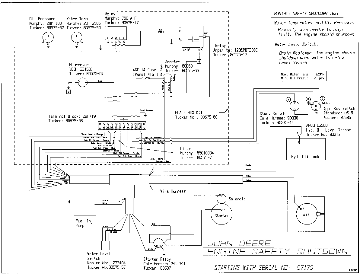 john deere 4760 light wiring diagram