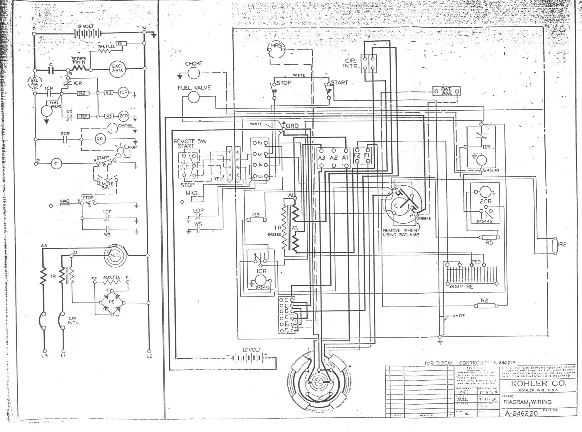 Perkins Sel Engine Parts Manual