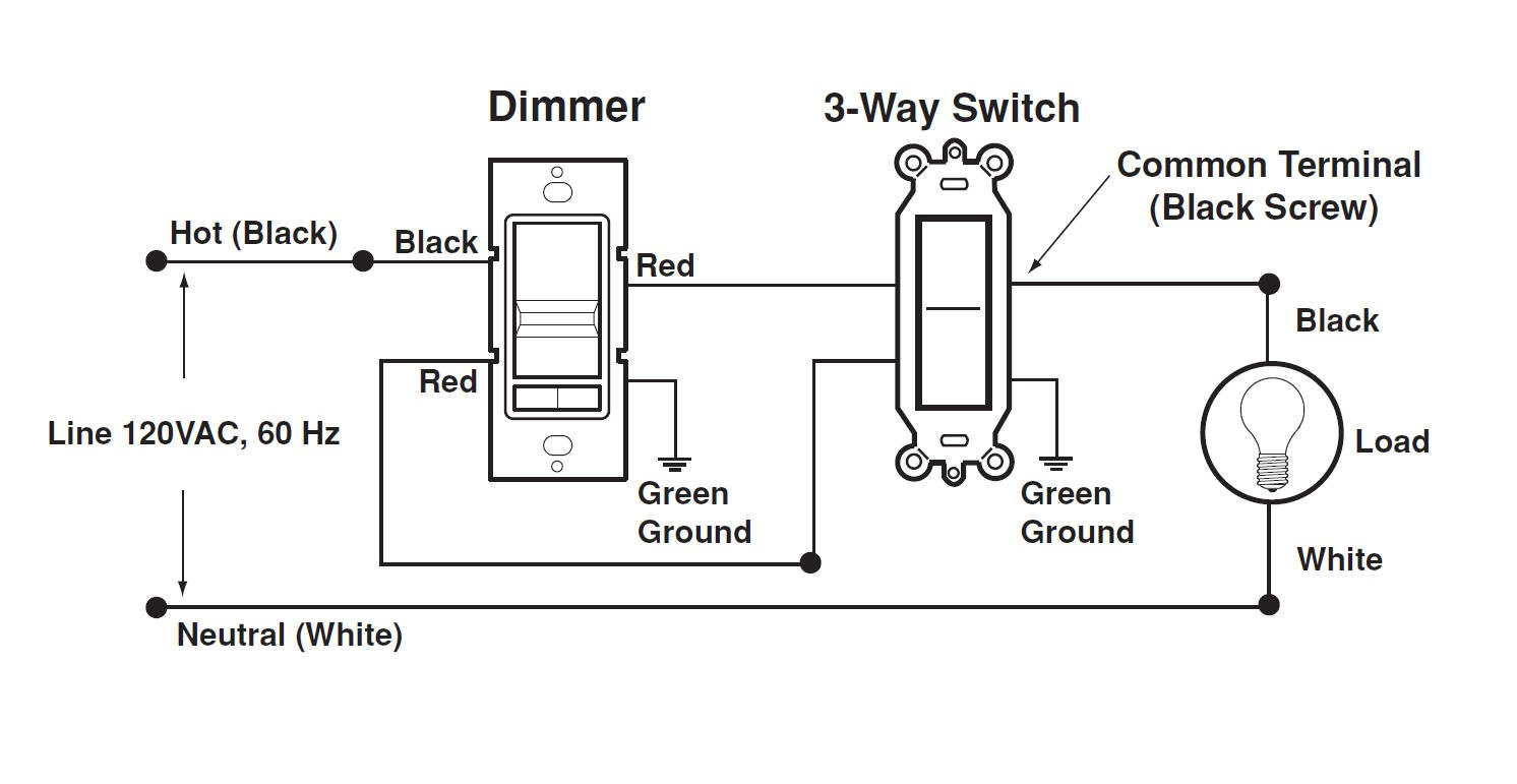 Lutron Dimmer Wiring Diagram