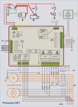 Manual Transfer Switch Wiring Diagram Gallery