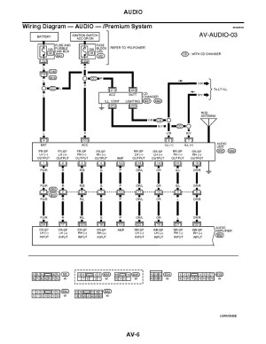 Nissan Frontier Rockford Fosgate Wiring Diagram Collection