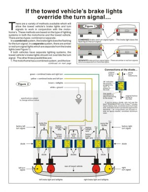 Optronics Trailer Light Wiring Diagram Collection