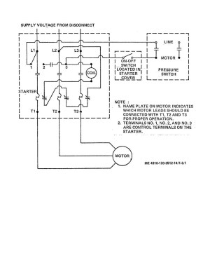 Porter Cable 60 Gallon Air Compressor Wiring Diagram Sample