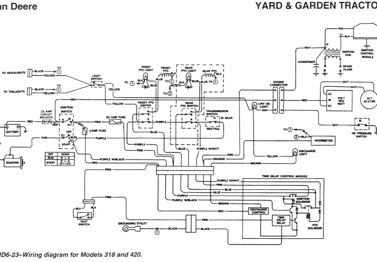 John Deere 332 Pto Switch Wiring Diagram