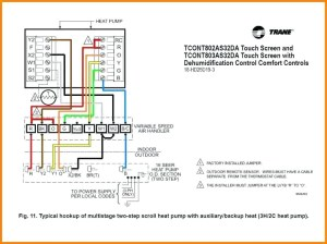 Rheem 41 20804 15 thermostat Wiring Diagram Sample