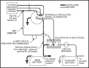 Sure Power Battery isolator Wiring Diagram Collection