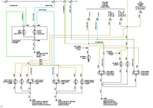 Tail Light Wiring Diagram ford F150 Gallery