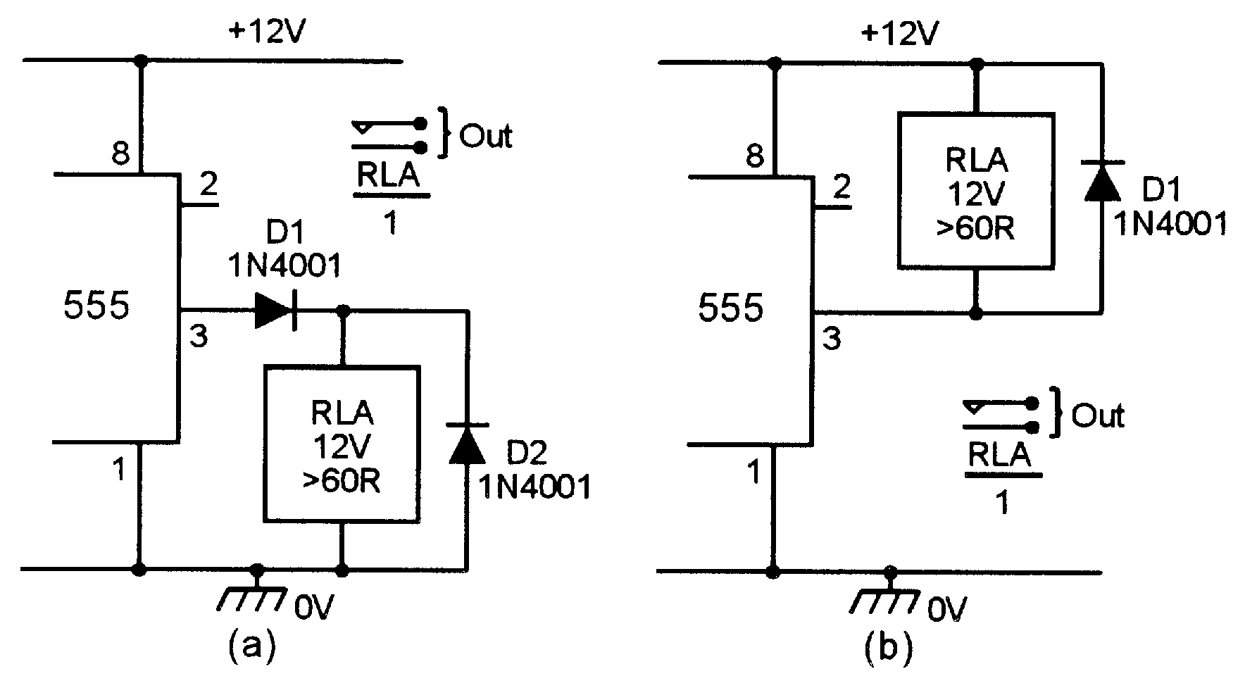Relay Wiring Diagram
