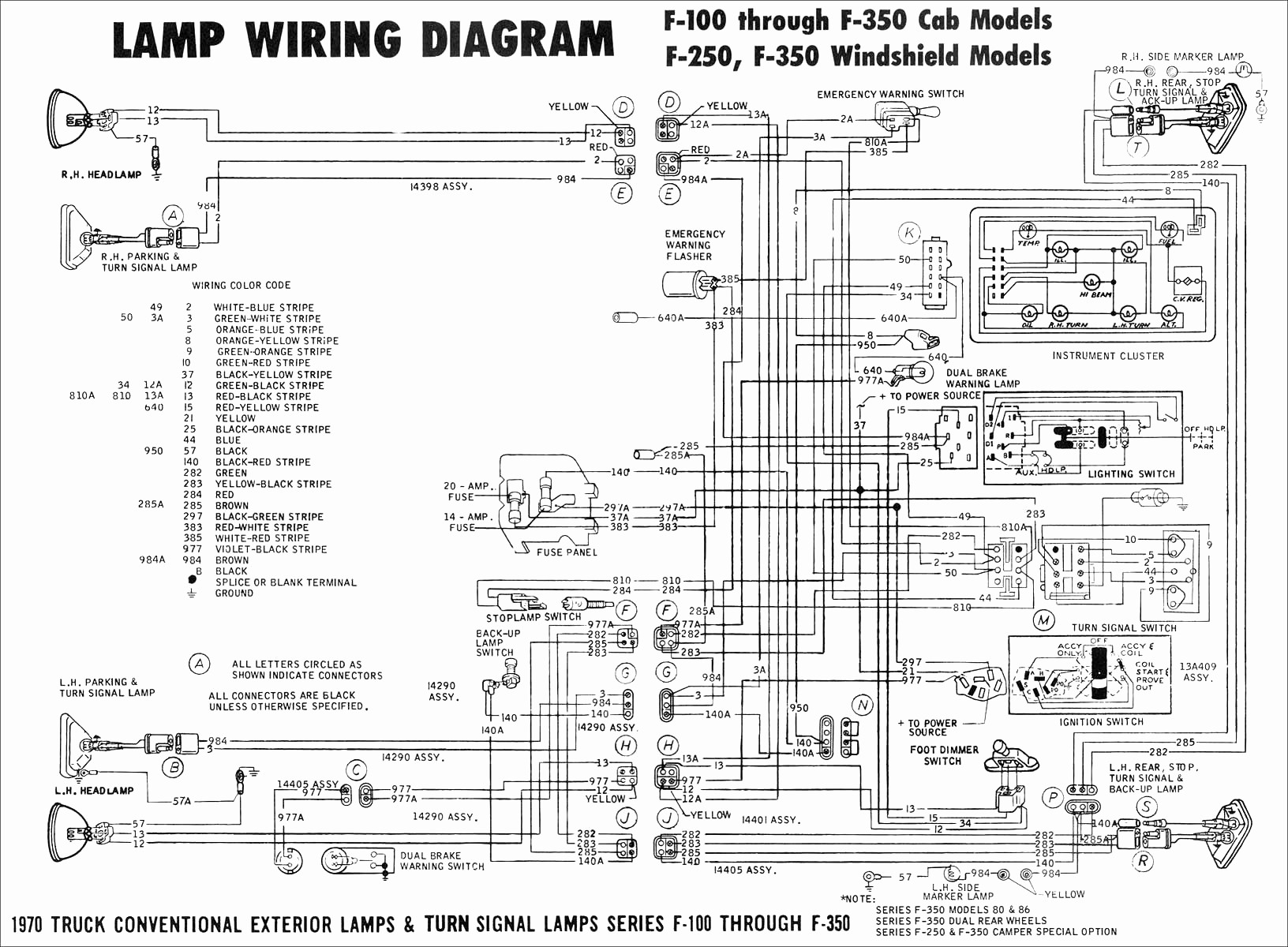 49 Ford Wiring Harness