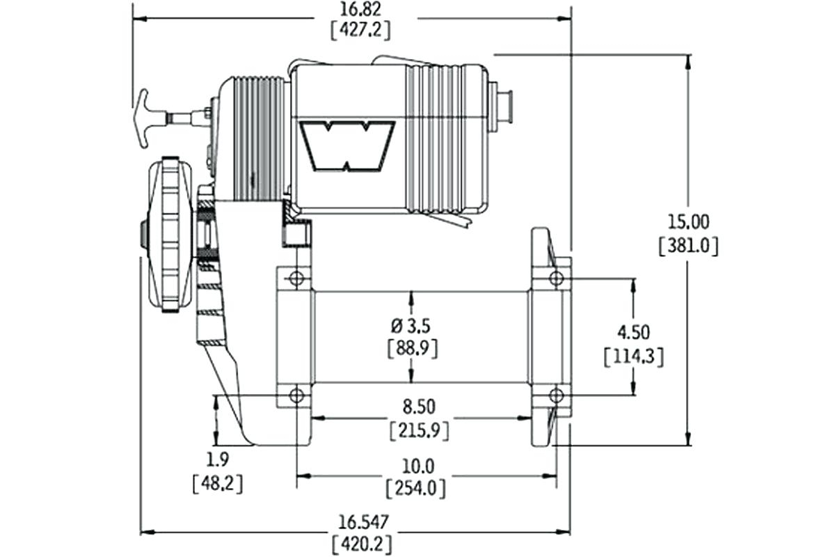 Warn Winch M Wiring Diagram Gallery