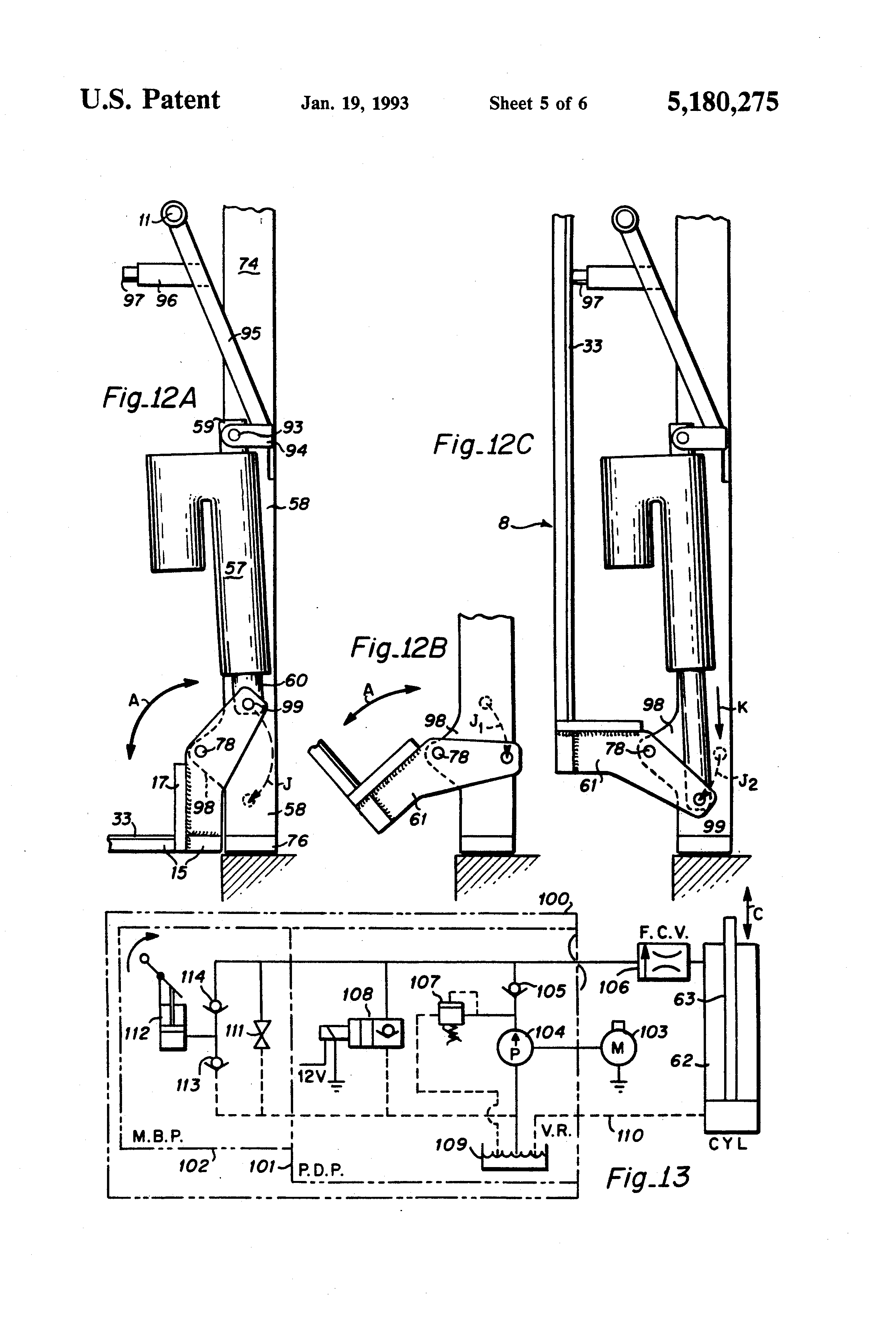 Winch Schematic