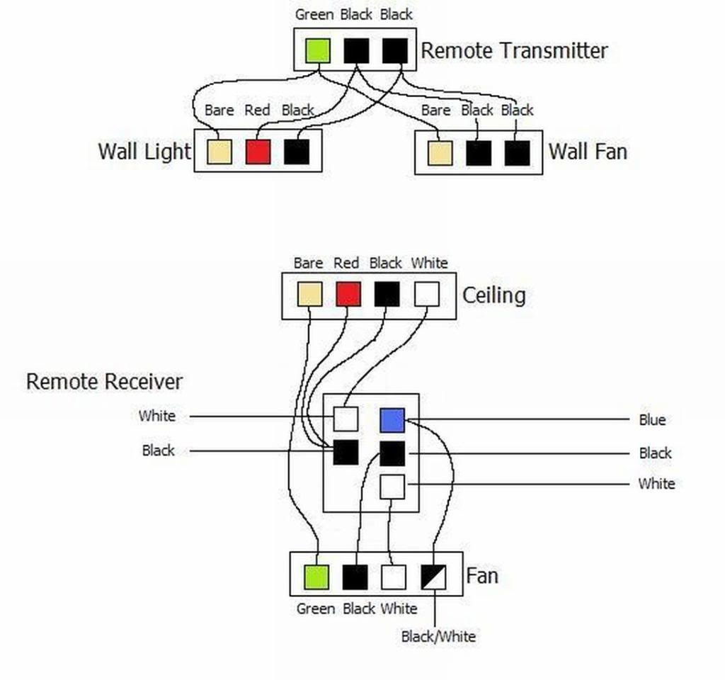 Ceiling Light Wiring Diagram Options