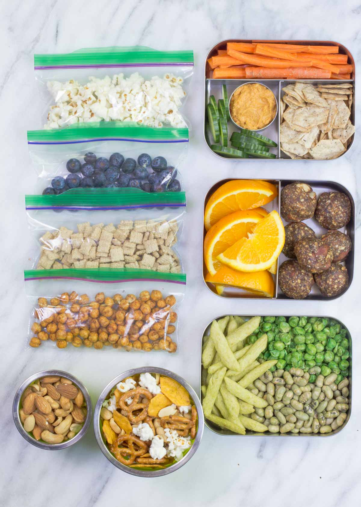14 Kid Friendly Snacks For Summer Sports