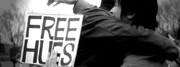 Photo Credit by Flickr, Free Hugs by Jesslee Cuizon