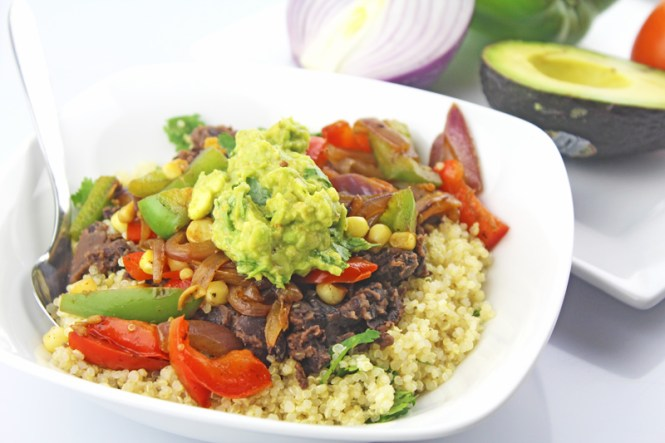 Mexican-Quinoa-Burrito-Bowl-4