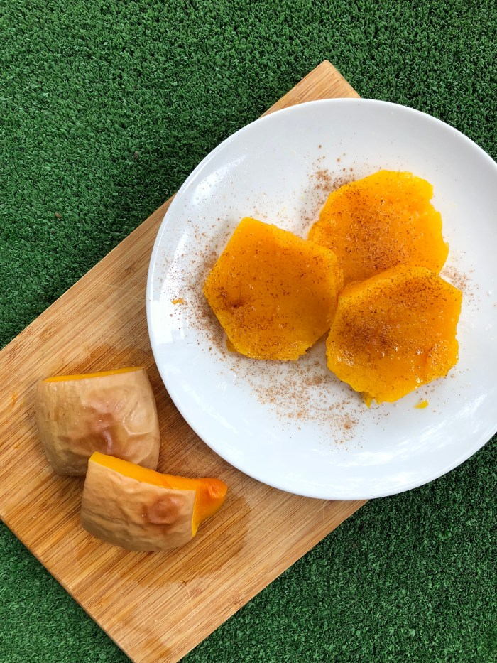 whole30 approved roasted butternut squash for any meal