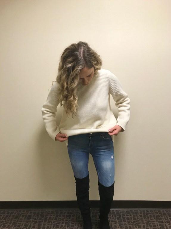 Cuyana Sweater 2