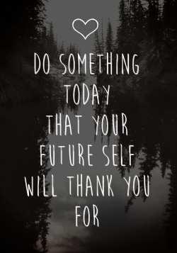 Do Something Today...
