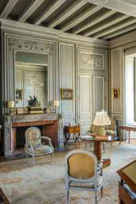 01 fancy french country living room design ideas