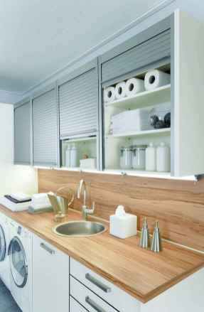 21 cool small laundry room design ideas