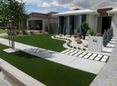 40 fresh and beautiful front yard landscaping ideas