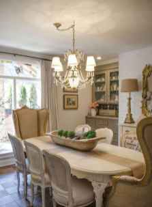 40 lasting french country dining room ideas