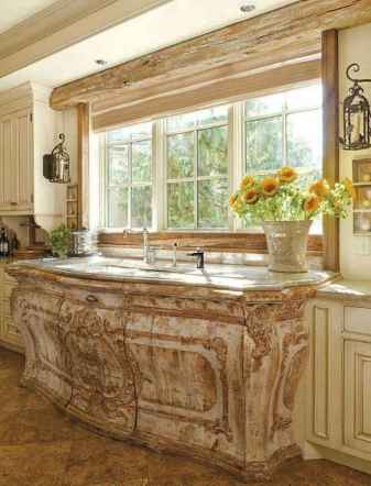 43 beautiful french country kitchen design and decor ideas