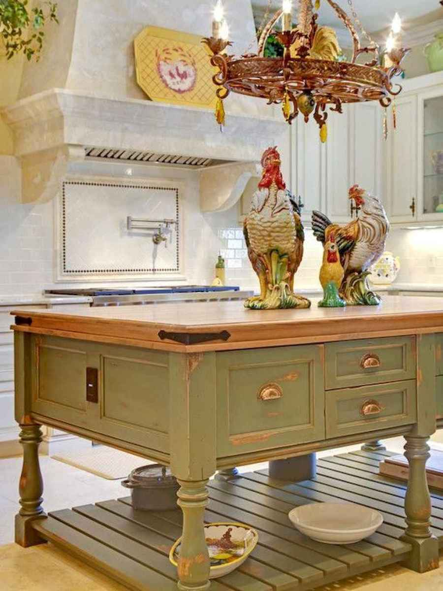 63 beautiful french country kitchen design and decor ideas
