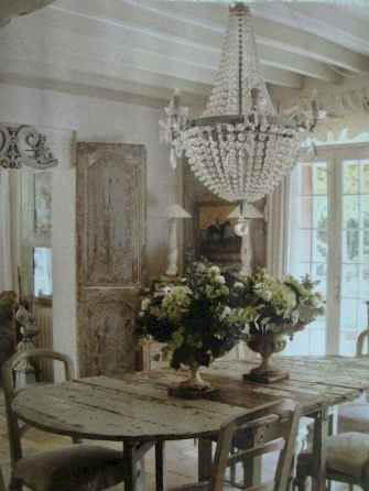 65 lasting french country dining room ideas
