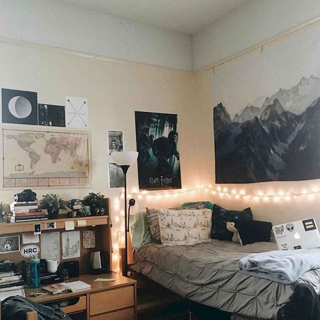 74 dorm room decorating ideas on a budget
