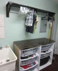 80 cool small laundry room design ideas