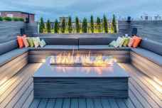 07 easy diy fire pit for backyard landscaping ideas