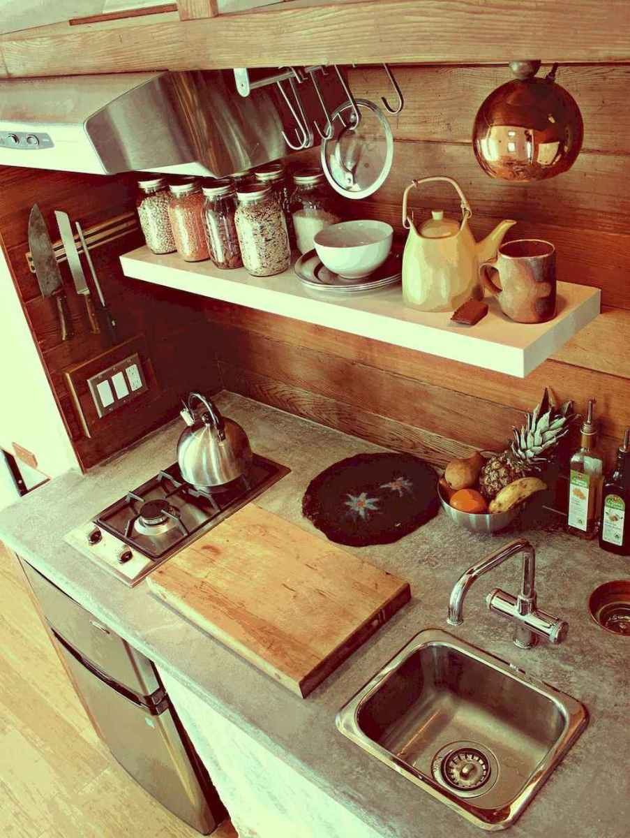 11 clever tiny house kitchen design ideas