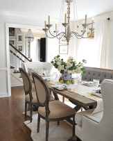 11 gorgeous farmhouse dining room table and decorating ideas