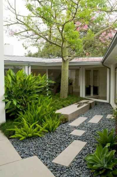 16 affordable low maintenance front yard landscaping ideas