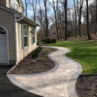23 beautiful front yard pathway landscaping ideas