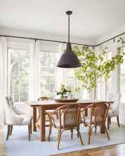 27 gorgeous farmhouse dining room table and decorating ideas