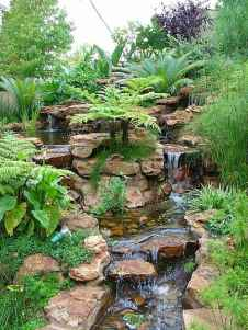 30 awesome backyard ponds and water feature landscaping ideas