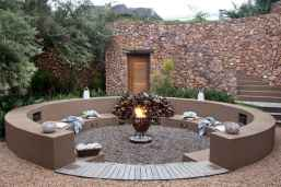32 easy diy fire pit for backyard landscaping ideas