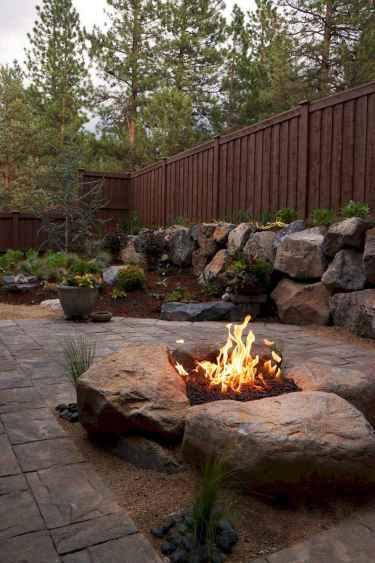 33 easy diy fire pit for backyard landscaping ideas