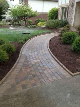 35 beautiful front yard pathway landscaping ideas
