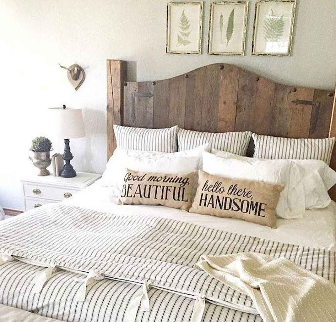 36 farmhouse style master bedroom decorating ideas
